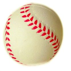 Μπάλα Baseball ημίσκληρη 7cm