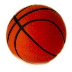 Λαστιχένια Μπάλα Μπάσκετ 10cm