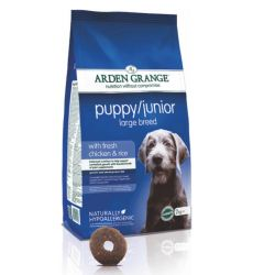 Arden Grange Puppy Junior Large Breed 6kg