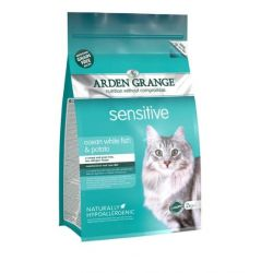 Arden Grange Adult Cat Sensitive 4kg