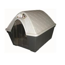 Πλαστικό σπίτι σκύλου μεσαίου μεγέθους  82 x 68 x 62cm