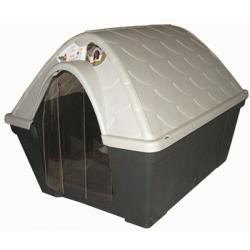 Πλαστικό σπίτι σκύλου μεγάλου μεγέθους  96 x 78 x 73cm