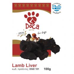 Doca Λιχουδιά συκώτι Lamb Liver 100gr