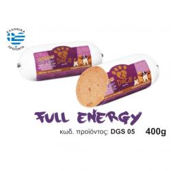 Doca Σαλάμ Puppies full energy με κρέας 400gr