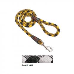 Οδηγός σκύλου από ορειβατικό σχοινί Sand 1,2m x 10mm