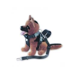 Ζώνη ασφαλείας αυτοκινήτου για σκύλους , Medium