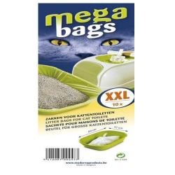 Σακούλες για Τουαλέτα γάτας XXL 10τεμάχια
