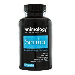 Animology Συμπλήρωμα Senior 60καψ