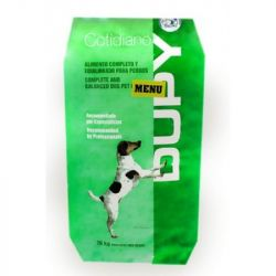 Dupy σκυλοτροφή adult τρίχρωμη 20kg