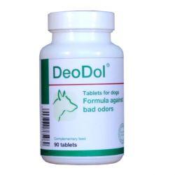 DeoDol Χλωροφύλλη & Χηλικος ψευδάργυρος 90 τμπλ