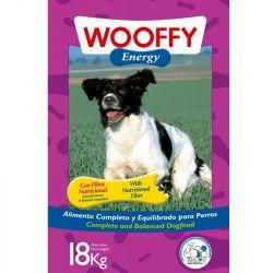 Wooffy Σκυλοτροφή ενέργειας 18kg