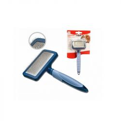 Βούρτσα Camon SoftGrip slicker brush small