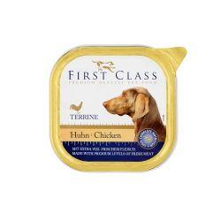 Δισκάκι First class Σκύλου Κοτόπουλο 300gr