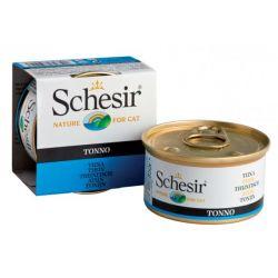 Schesir cat jelly Τόνος 85gr