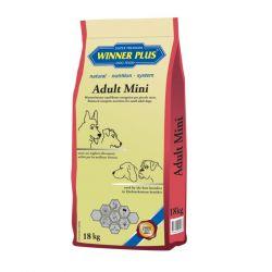 Winner Plus Adult Mini 18kg - Ξηρά τροφή σκύλου