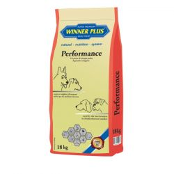 Winner Plus Performance 18kg - Ξηρά τροφή σκύλου