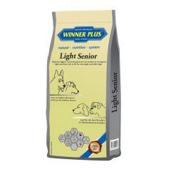 Winner Plus Light Senior 3kg - Ξηρά τροφή σκύλου