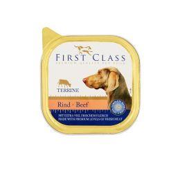 Δισκάκι First class Σκύλου Μοσχάρι 300gr