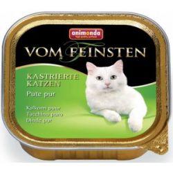 Animonda vom Feinsten τροφή για στειρωμένες γάτες 100gr
