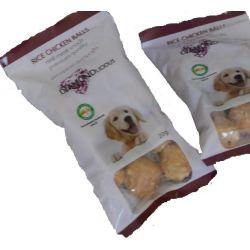 Λιχουδιά Σκύλου Camelot mini pack chicken & rice 20gr