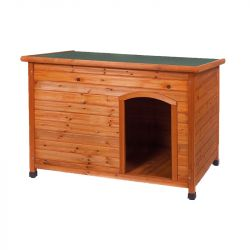 Ξύλινο σπίτι σκύλου 116 x 76 x 82cm