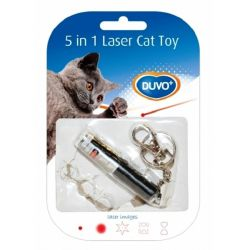 Παιχνίδι γάτας Laser 5 σε 1