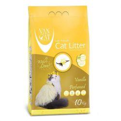Van Cat άμμος γάτας Vanilla 10kg