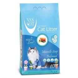Van Cat άμμος γάτας Marseille 10kg