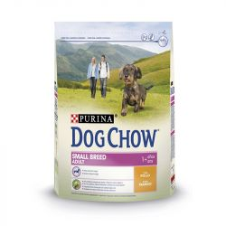 Tonus Dog Chow Adult Small Breed Κοτόπουλο 2,5kg