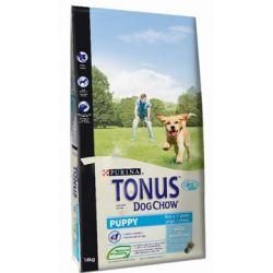 Tonus Dog Chow Puppy Κοτόπουλο & Ρύζι 14kg