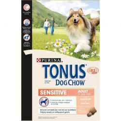 Tonus Dog Chow Adult Sensitive Σολωμος 2,5kg