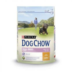 Tonus Dog Chow Puppy Small Breed 2.5kg