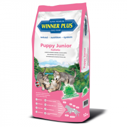 Winner Plus Puppy & Junior Holistic 12kg - Ξηρά τροφή σκύλου
