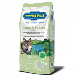Winner Plus Lamb & Potato Holistic 12kg Ξηρά τροφή σκύλου