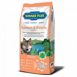 Winner Plus Salmon & Potato Holistic 12kg