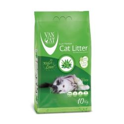 Van Cat άμμος γάτας Aloe Vera 10kg