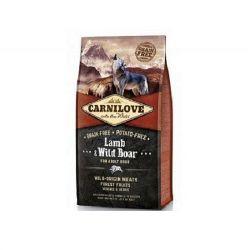 Carnilove Lamb & Wild Boar 1.5kg