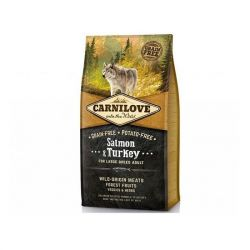 Carnilove Large Breed Adult Salmon & Turkey 12kg