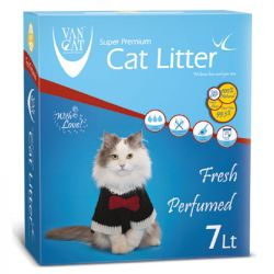 Van Cat άμμος γάτας Ultra Clumbing Fresh 6kg