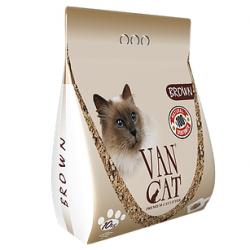 Van Cat άμμος γάτας Brown 10kg