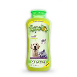 Repello Shampoo - Απωθητικό σαμπουάν εξωπαρασίτων σκύλου & γάτας