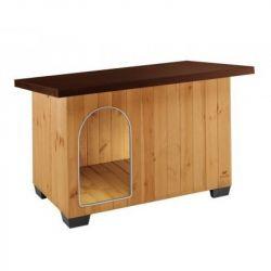 Ferplast Ξύλινο Σπίτι Σκύλου BAITA 100 - 122x79x78cm