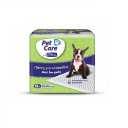Septona Pet Care Πάνες 60x90cm - 15τεμ