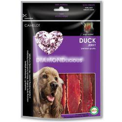 Λιχουδιά Σκύλου Camelot Dry Duck Jerky 100gr