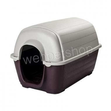 Πλαστικό Σπίτι Σκύλου Mini 66 x 40 x 40 cm