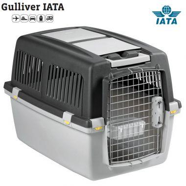 Κλουβί μεταφοράς GULLIVER 6 IATA 92x64x66cm (Bάρους 38 - 40kg)