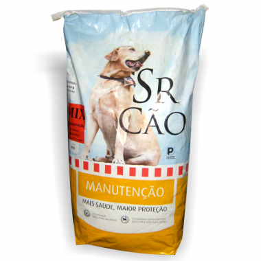 Sr Cao Σκυλοτροφή τρίχρωμη 20kg