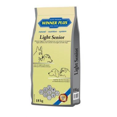 Winner Plus Light Senior 18kg - Ξηρά τροφή σκύλου